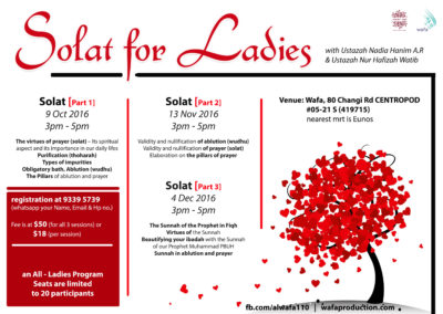 Solat for Ladies