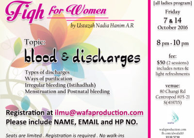 Fiqh for Women